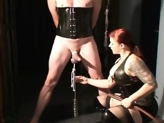 Playful Mistress Cock And Ball Torture Female Dom Pornography