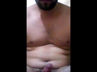 Horny Arab Man