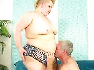 Heavyweight Harlot Velma Voodoo Is Fucked Hard By A Chubby Chaser