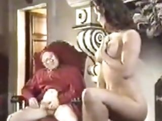 Retro Oral Internal Cumshot With Nun
