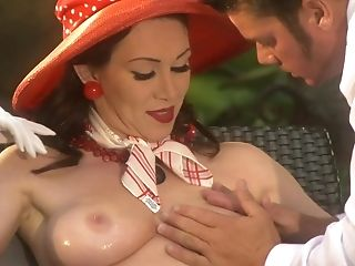Amazing Cougar Called Collins Is Can No Wait To Be Fucked