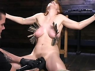 Persistent Master Will Do Anything To Make A Subordinated Damsel Jizz