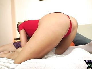 Dicksucking 18yo First-timer Fucked By Pensioner