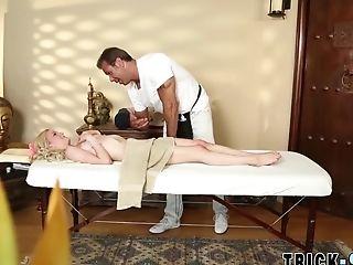 Massaged Honey Finger-tickled