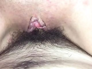 Fucking My Wifey Smoothly-shaven Muff