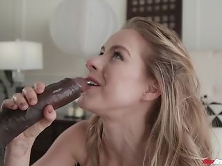 Lovely Lilly Ford Pleases A Black Man By Fucking With Him