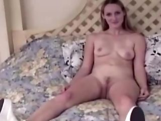 Retro First-timer Cockriding Before Sucking