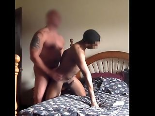 Married Milky Construction Employee Pounds Black Bitch