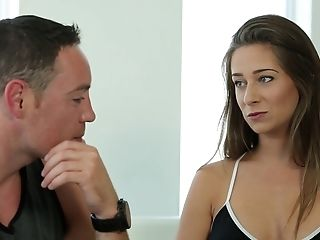 Natural Tits Cassidy Klein In Rubdown Salon Providing Dick Tugjob