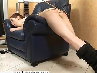 Submissive fuck rub sex machine tiny