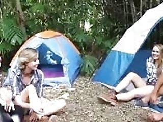 Sexy Breezy Teenagers Gets Fucked By Stepdads In The Forest