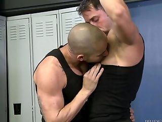Leaping On A Friend's Shaft Is The Dearest Sport Of Homo Armando De Armas