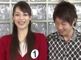 Japanese Wifey And Hot Femmes In Crazy Tv Pornography Demonstrate