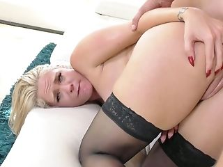Bootyful Wifey Lisey Sweet Is Longing For Xxx Anal Invasion Pounding And Facial Cumshot