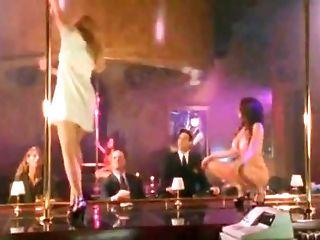 Stripper Trains Fledgling How To De-robe At Club