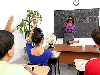 Brazzers Porno School