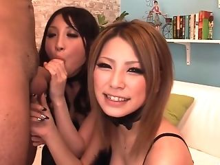 Ewo Asian Women Are Doing Good Oral Job