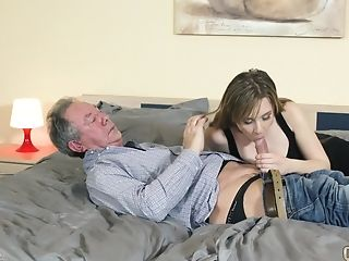 Suck Dick Or Get Out - Threesome With Teenagers