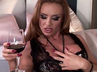 Rectal-insane Hooker Bonny Bon Fake Penis Fucks Her Arse Crevice And Gets Fucked Hard