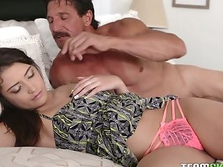 Youthful Honey Avi Love Is Making Love With Her Elder Neighbor