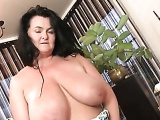 Ginormous Matures Tits Are Incredible In Solo Porno