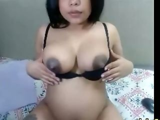 Bbw Stunner Frigging And Prostate Stimulation Herself
