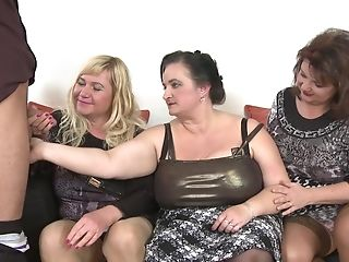 Ultra-kinky Stud Gets To Fuck Kirsi And Other Honies At The Same Time