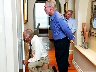 Delightful Blonde Angel Molly Mae Fucks Horny Grandpas
