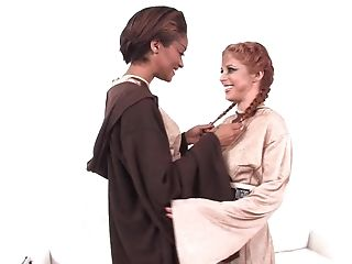 Jedi Skin Diamond Shows Penny Pax Some Mind Tricks