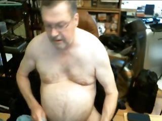 Grandfather Jism On Web Cam