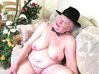 Compilation Of More Matures And Granny Flicks Circumcised Together To One