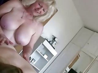 Very Chubby Chick And Old Granny Suck Dick