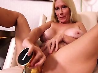 Lengthy-haired Old Hippie Lady Plays With Big Intercourse Fucktoy