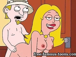 Yankee Dad Toon Pornography