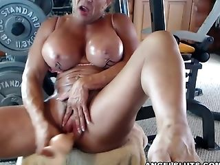 Nice Matures Hooker Masturbating On Web Cam