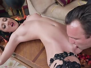 The Kinkiest Halloween Fuck-fest With Alex Legend & Selena Stone