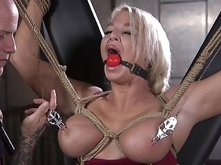 Mummy With Large Tits, Insane Male Domination Tying Domination & Submission