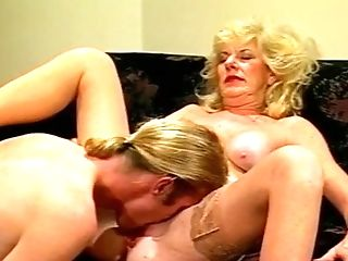 Older Matures Women Compilation - Antique Retro Fuck-fest With Jizz Flows
