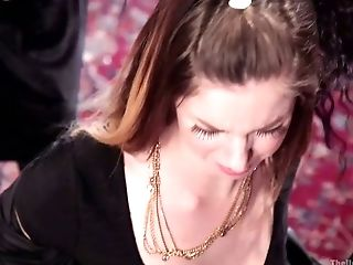 Obedient Tying Whore Arabelle Raphael Is Worth Some Hard Mouthfuck