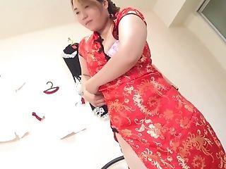 Keika Aida I Got Excited About China Sundress