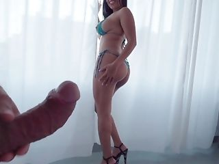Buxom Latina In Brilliant Scenes Of Ruthless Hookup