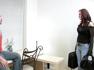 Bald Stud Gets To Bang Janessa Jordan While Her Bosoms Bounce