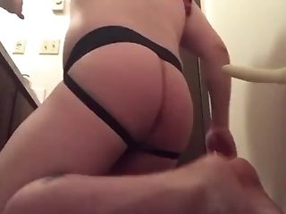 Youthfull Hubbies - Hot Solo Fuck Stick Taunt Part 1