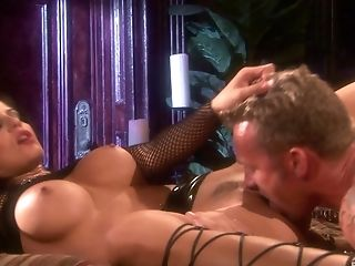 Erotic Movie Of Mikayla Mendez With Amazing Tits Getting Fucked