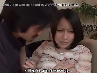 Japanese Bbw, Yuna Hoshizaki Fucked Her Crush From University, Uncenso