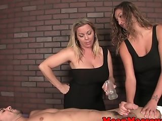 Ctb Infatuation Honies Managing Customers Orgasm