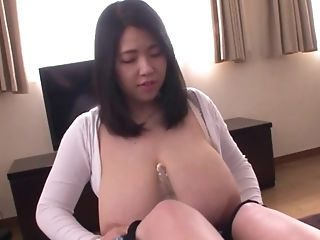 Buxom Matures Japanese Stunner Yuuki Iori Gives An Amazing Tit Banging