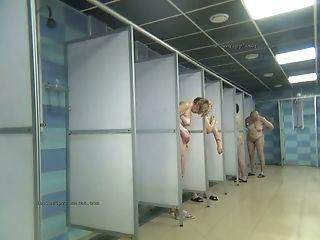 Public Bathroom Rooms Hidden Web Cam