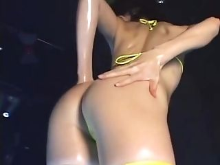 Fap Challlenge - Japanese Micro Dancers Bum Compilation