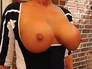 Slow-motion Titty Workout